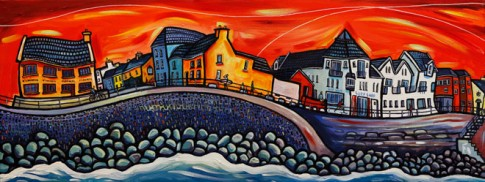 Lahinch-Red-Dawn