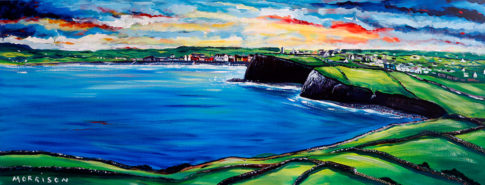 Lahinch-Barrtra painting